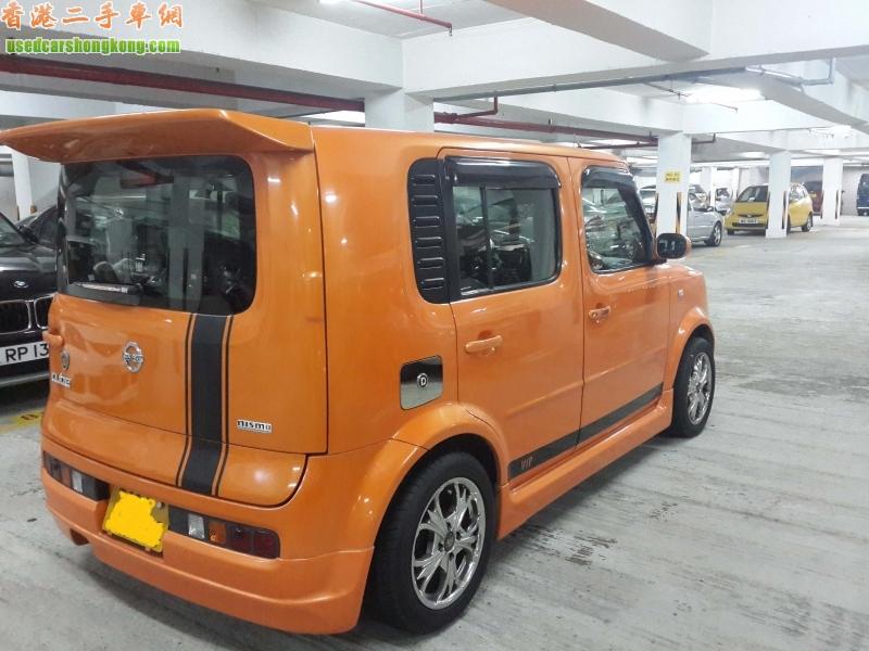 2004 Nissan Hi Rider Cube二手車 Hong Kong二手車 ɦ�港二手車網