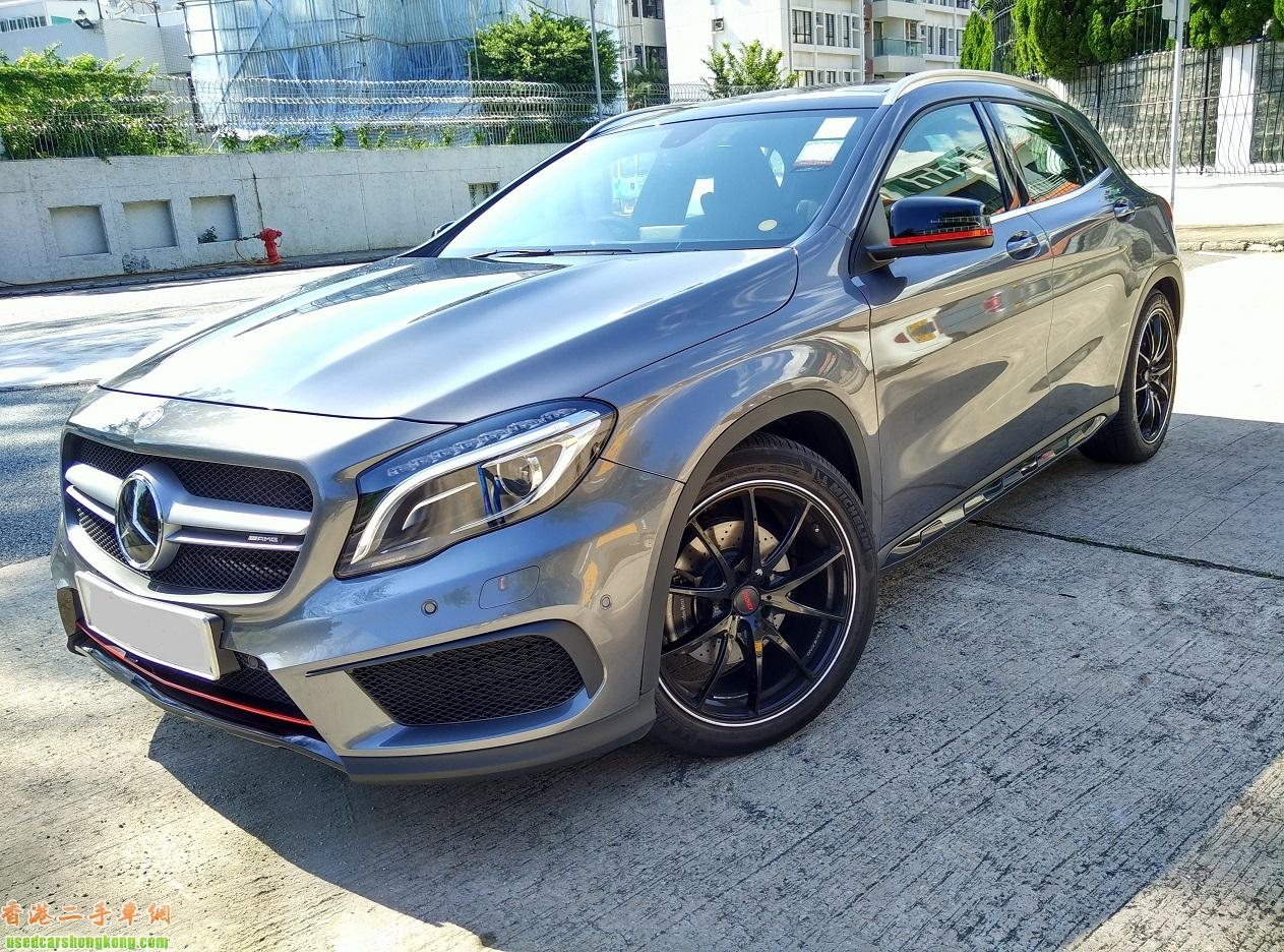 2014 mercedes benz gl320 gla250 4matic hong kong for Mercedes benz gl320
