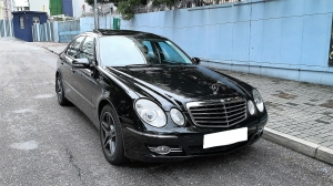 Mercedes Benz E500 	E500 AVANTGARDE
